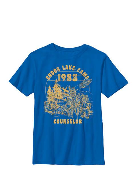 Endor Camper Crew Graphic T-Shirt