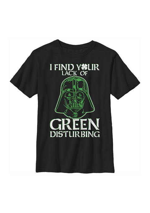 Boys 4-7  Vader Patrol Graphic T-Shirt
