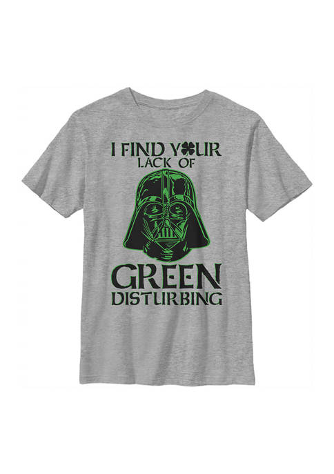 Boys 4-7  Vader Pinch Graphic T-Shirt