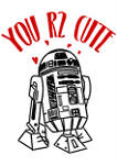 Boys 4-7 You R2 Cute Graphic T-Shirt