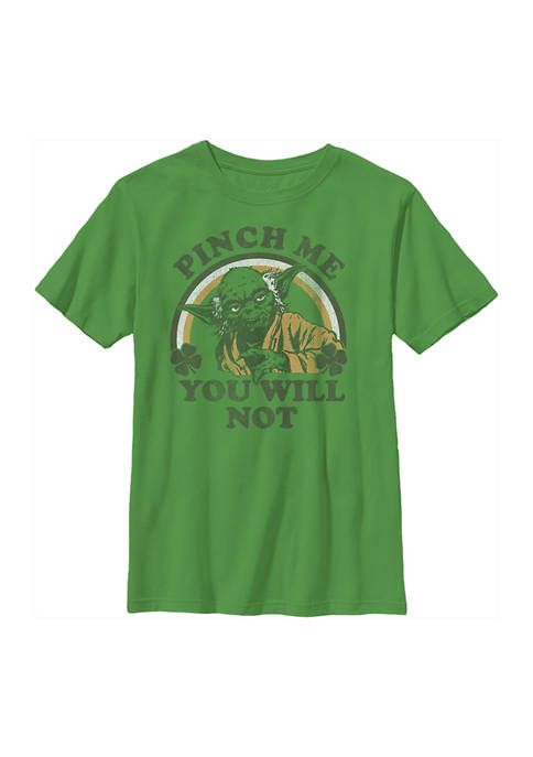 Boys 4-7  Will Not Pinch Graphic T-Shirt