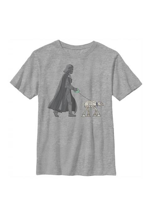 Boys 4-7 Star Wars Vader Walker Top