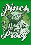 Boys 4-7  Pinch Proof Yoda Graphic T-Shirt