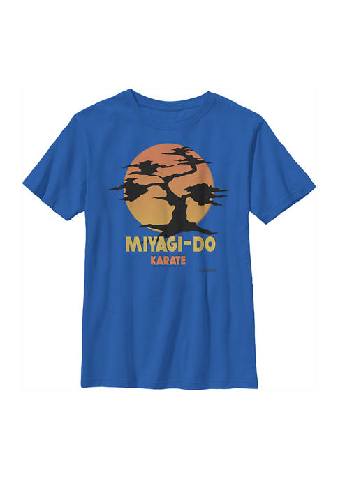Karate Kid Boys 4-7 Miyagi Do Graphic T-Shirt