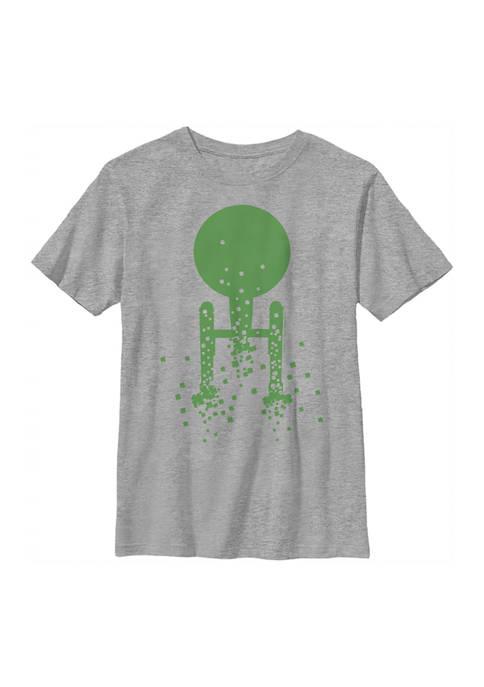 Boys 4-7  Clover Rockets Graphic T-Shirt