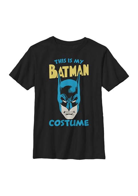 Batman™ Boys 4-7 Costume Graphic T-Shirt