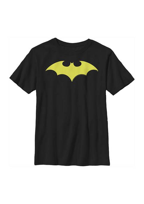 Boys 4-7 Bat Logo Seven Graphic T-Shirt