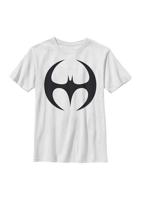 Boys 4-7 Bat Logo Six Graphic T-Shirt
