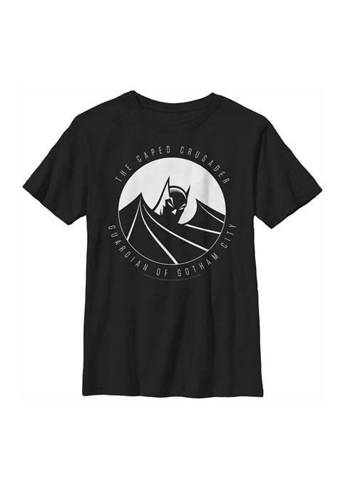 Boys 4-7 Caped Crusader Graphic T-Shirt