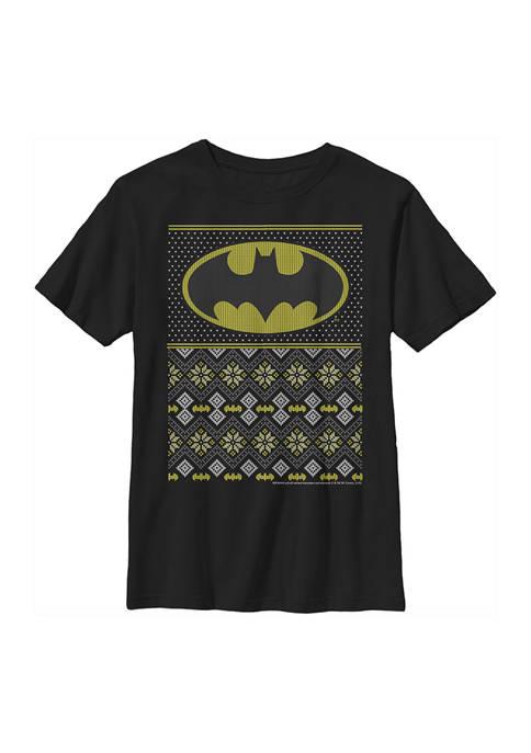 Boys 4-7 Logo Sweater Graphic T-Shirt