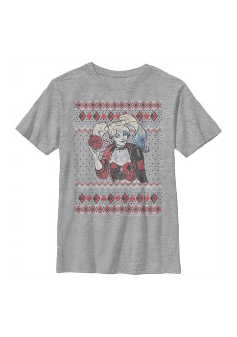 Boys 4-7 Harleys Sweater Graphic T-Shirt