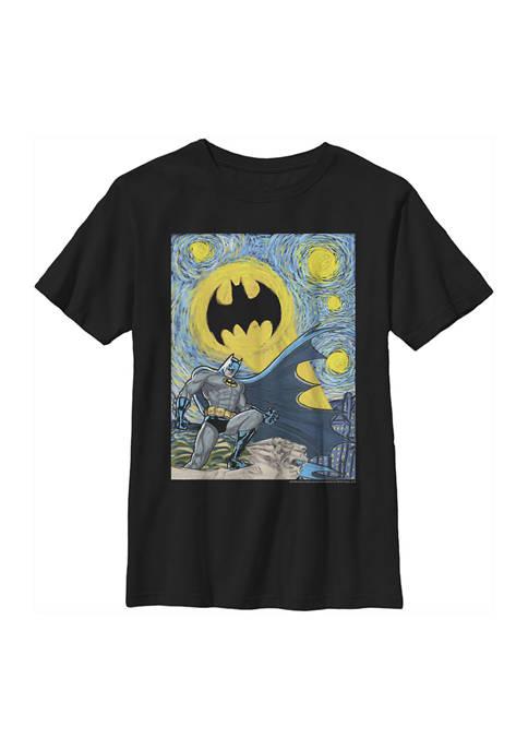 Boys 4-7 Starry Gotham Graphic T-Shirt
