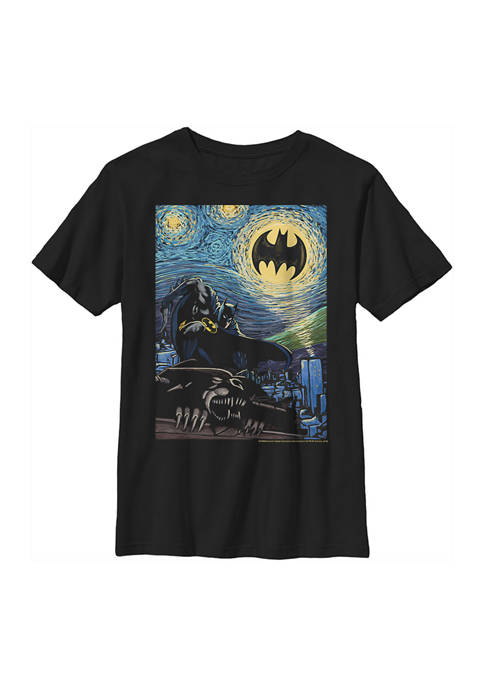 Boys 4-7 Starry Graphic T-Shirt