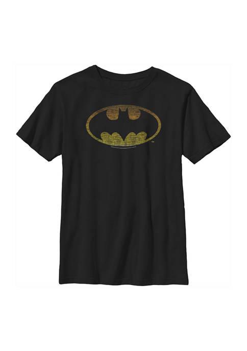 Boys 4-7 Color Bat Chest Graphic T-Shirt