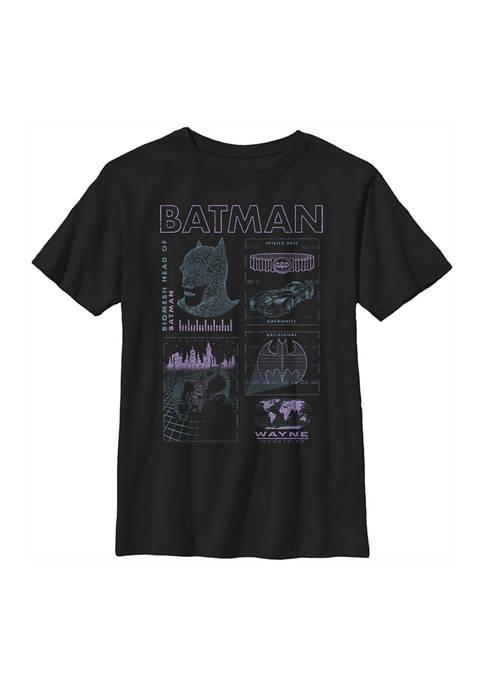 Boys 4-7 Schematic Graphic T-Shirt
