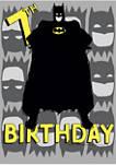 Boys 4-7 7th Birthday Graphic T-Shirt
