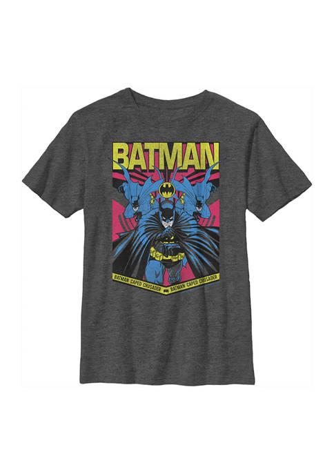 Boys 4-7 Triple Cowl Graphic T-Shirt