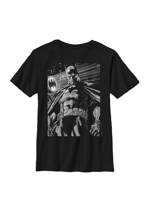 Boys 4-7 Part Bat Graphic T-Shirt