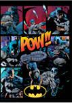 Boys 4-7 Stunt Bat Graphic T-Shirt