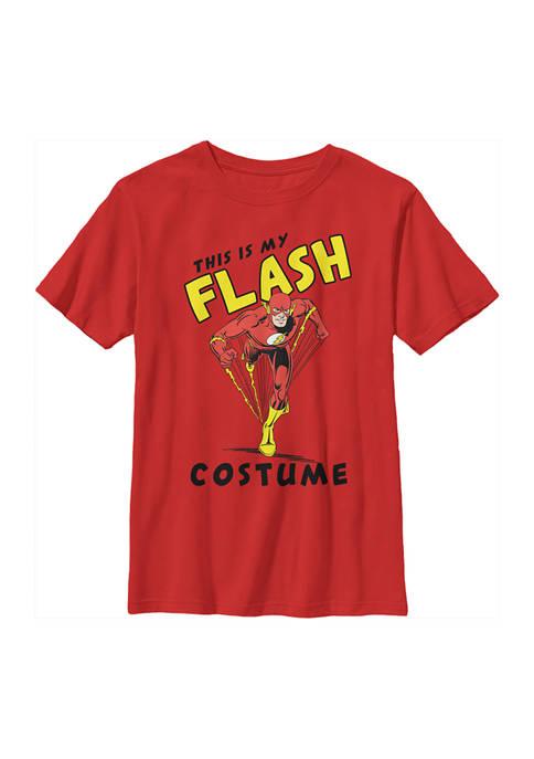 DC Comics Justice League™ Boys 4-7 Flash Costume