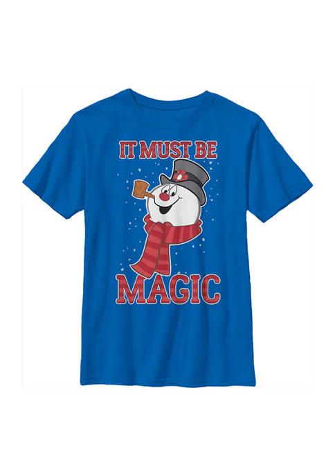 Frosty the Snowman Boys 4-7 Magic It Is