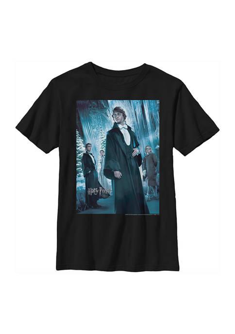 Boys 4-7  Harry Yule Ball Graphic T-Shirt
