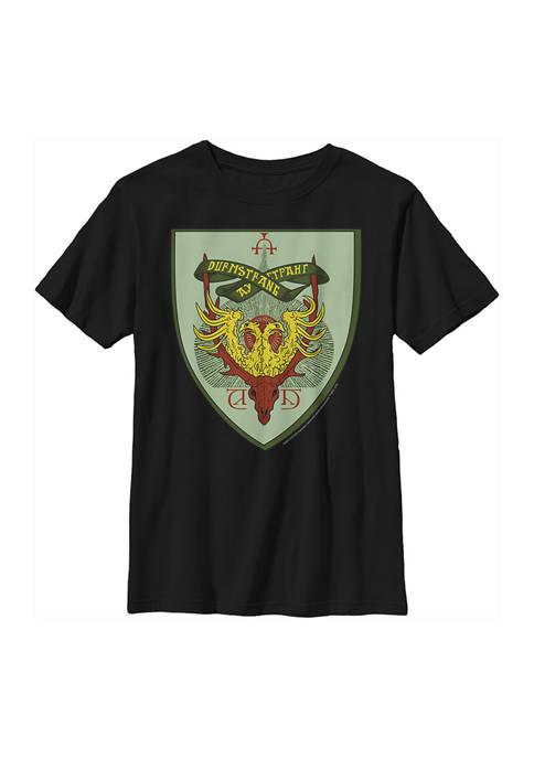 Boys 4-7  Durmstrang Crest Graphic T-Shirt
