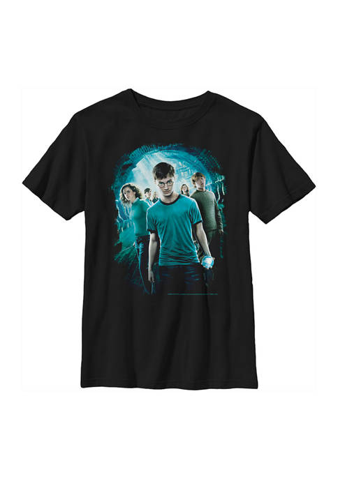 Harry Potter™ Boys 4-7 Department of Mysteries Graphic