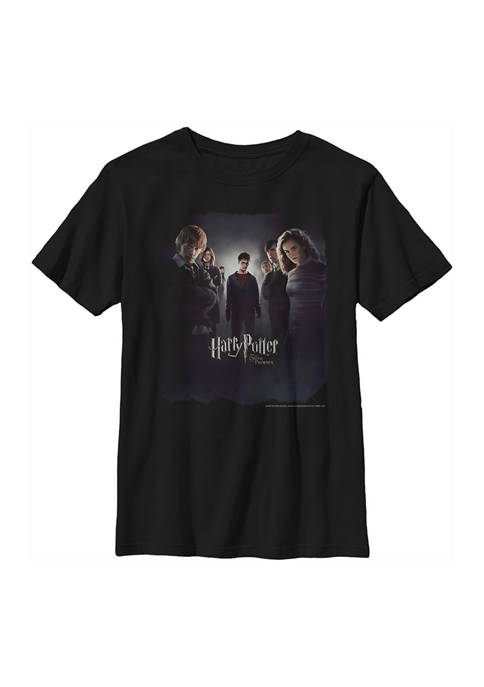 Boys 4-7  Harry & The Order Graphic T-Shirt
