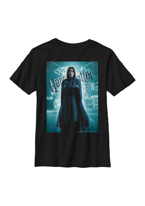 Boys 4-7  Snape Poster Graphic T-Shirt