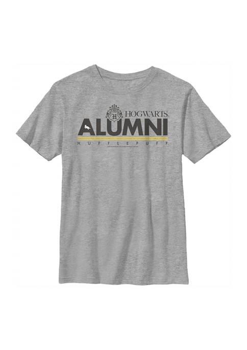 Boys 4-7  Alumni Hufflepuff Graphic T-Shirt