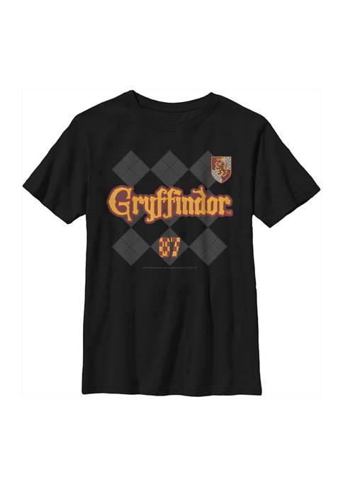 Boys 4-7  Gryffindor Pride Graphic T-Shirt