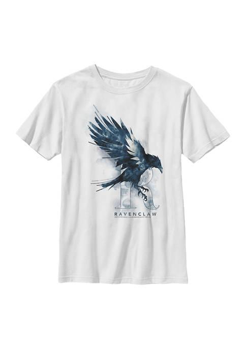 Boys 4-7  Ravenclaw Mystic Wash Graphic T-Shirt
