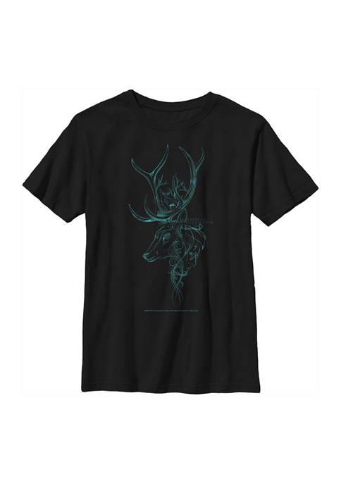 Boys 4-7  Patronum Graphic T-Shirt