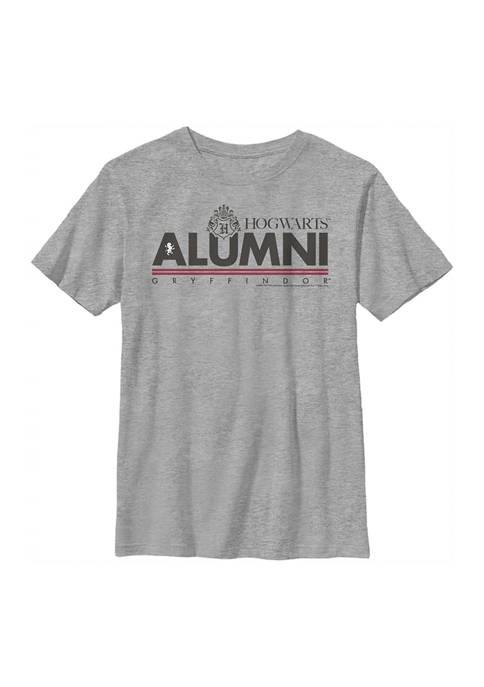 Boys 4-7  Alumni Gryffindor Graphic T-Shirt