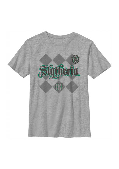 Boys 4-7  Slytherin Pride Graphic T-Shirt