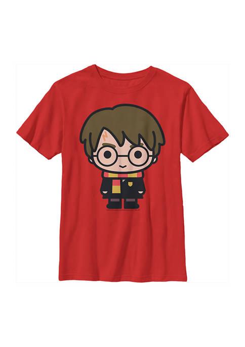 Boys 4-7  Chibi Harry Graphic T-Shirt
