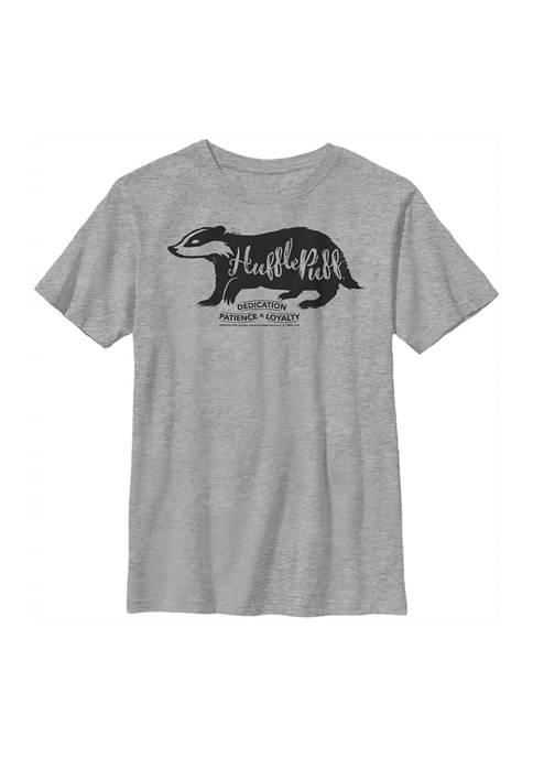 Boys 4-7  Dedication Patience Loyalty Graphic T-Shirt