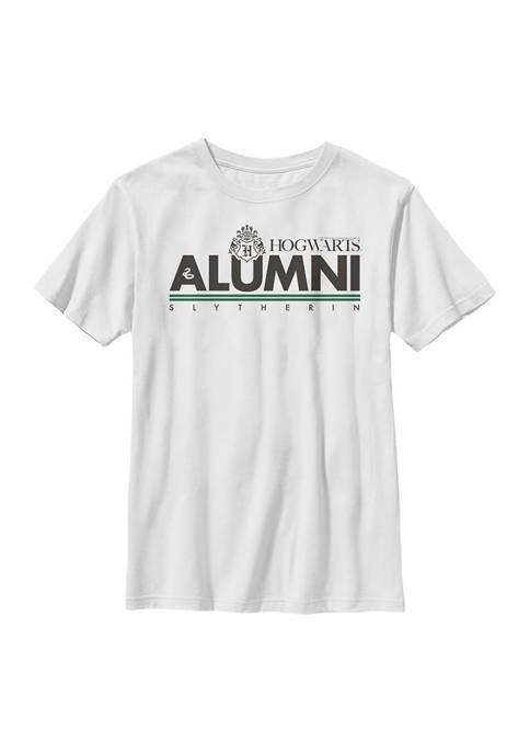 Boys 4-7  Slytherin Alumni Graphic T-Shirt
