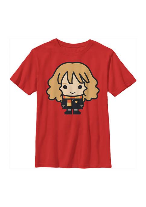 Boys 4-7  Chibi Hermione Graphic T-Shirt