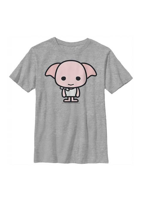 Boys 4-7  Chibi Dobby Graphic T-Shirt