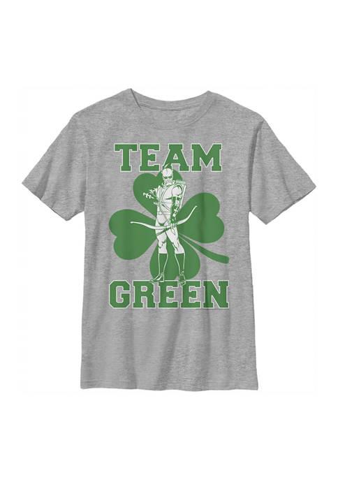Boys 4-7  Arrow Team Graphic T-Shirt