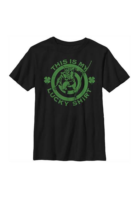 Boys 4-7  Lucky Archer Graphic T-Shirt