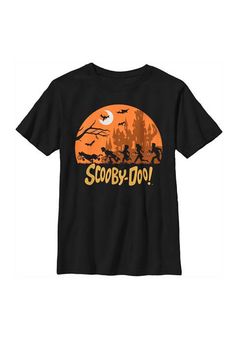Boys 4-7 Scooby Haunt T-Shirt
