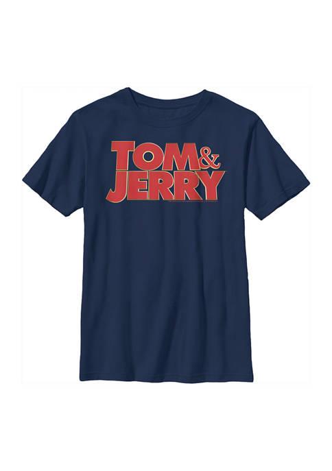 Cartoon Network Boys 4-7 Movie Logo Graphic T-Shirt