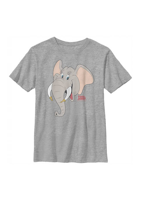 Cartoon Network Boys 4-7 Chapman Face Graphic T-Shirt