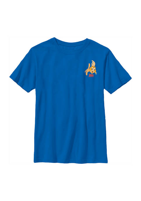 Boys 4-7  Goldie Pocket Graphic T-Shirt