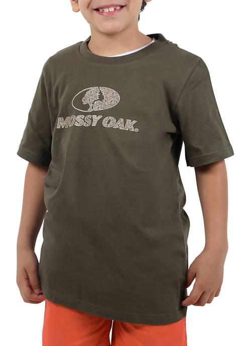 Boys 8-20 Mossy Oak Logo Graphic T-Shirt