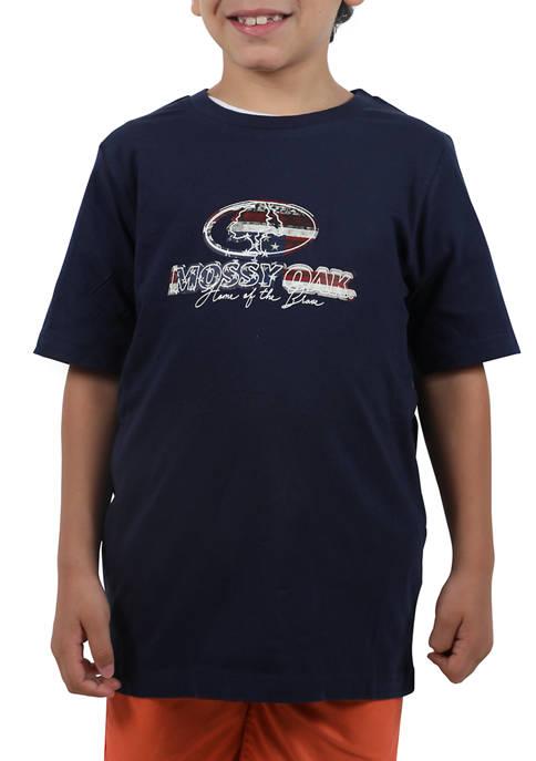 Boys 8-20 Mossy Logo Graphic T-Shirt