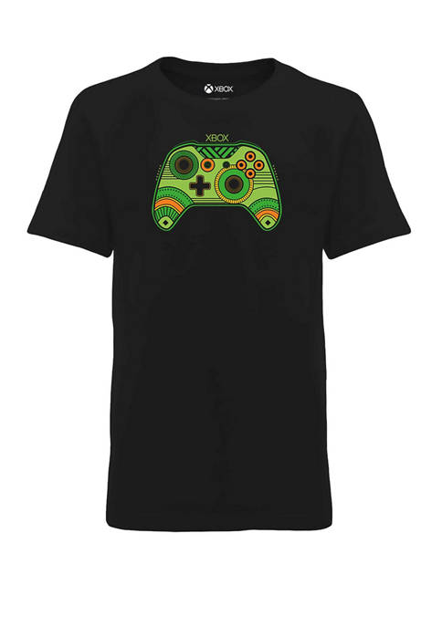 Ripple Junction Big Kids Xbox Graphic T-Shirt